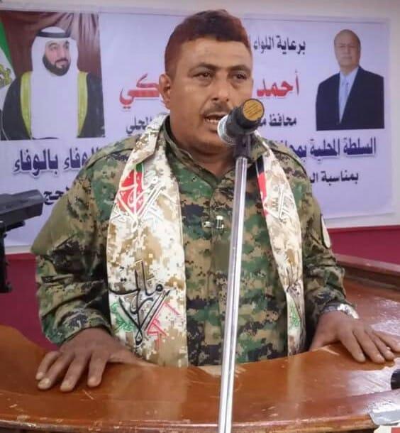 اللواء صالح السيد: سنعمل بثوابت وطنية ولن نقصي أحد