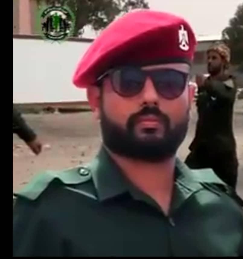 قائد قوات الحزام الأمني بعدن يطمئن المواطنين ويتحدث حول  انفجار كالتكس