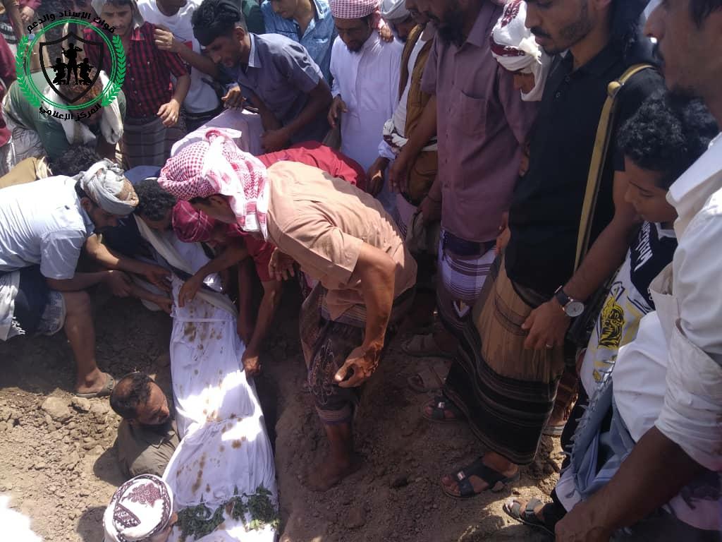 تشييع مهيب لجثمان الشهيد القائد حيدرة جبران في العاصمة عدن